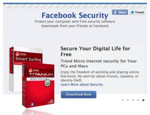 Facebook - Antivirus Marketplace